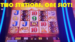 2 STATIONS, 1 SLOT * TWO STATION CASINOS / ONE SLOT MACHINE CHALLENGE!