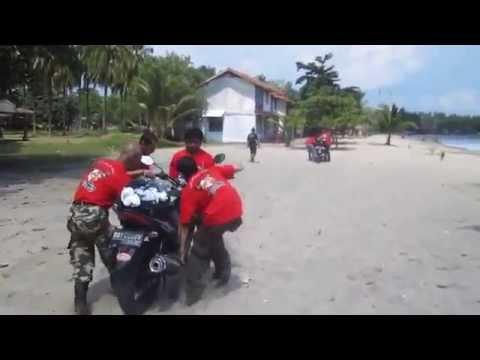 Tiger Jakarta Timur: pelantikan di Pantai Anyer