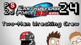 Two-Man Wrecking Crew EP 24