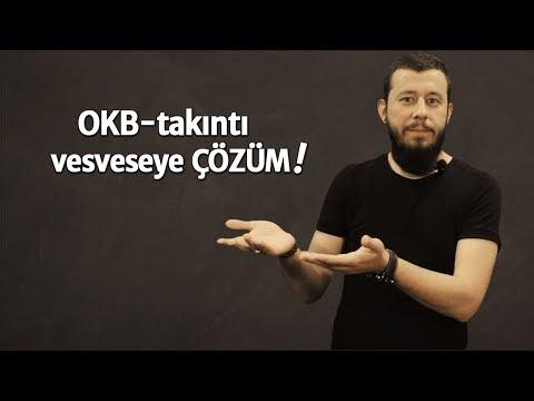 OKB-takıntı ve vesveseye ÇÖZÜM! - Abdussamet Öztan