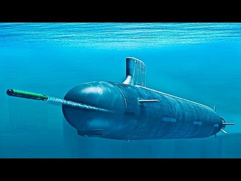 World's Most Powerful & Deadly Super Submarine - USS Texas -