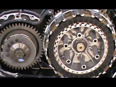 Barnett Spring Conversion Installation for a Yamaha Road Star - YouTube