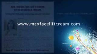 face lift cream | anti wrinkle cream | anti ageing cream Thumbnail