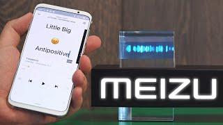 Розпакування Meizu Gravity. Думка про Meizu 16x, X8, M8 і 16th в градієнті