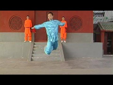 Shaolin kung fu knife 2