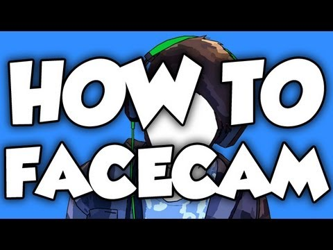 how to facecam easy youtube