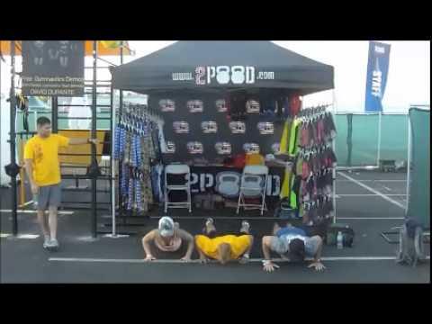 """2013 Reebok CrossFit Games Behind The Scenes """"The 1000 Burpees"""""""