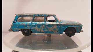 Matchbox Restoration No 42b Studebaker Lark Wagonaire 1965