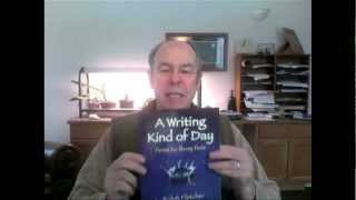 Ralph Fletcher: Squished Squirrel Poem (from A Writing Kind of Day)