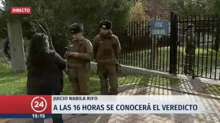 Caso Nabila: Tribunal dictará sentencia contra Mauricio Ortega