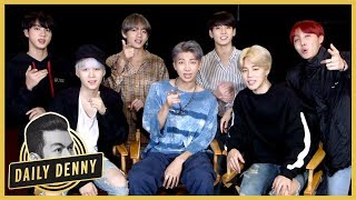 BTS on Dating and What True Love Means to Them | Daily Denny EXCLUSIVE MP3