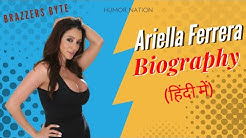 Ariella Ferrera Biography in Hindi | Brazzers Byte