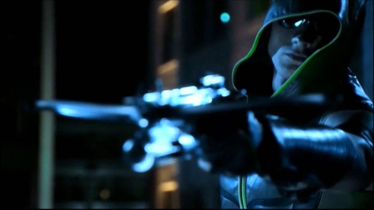 Smallville Green Arrow Suit YouTube