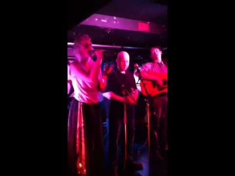 Matt Lucas sings with Bitter Ruin