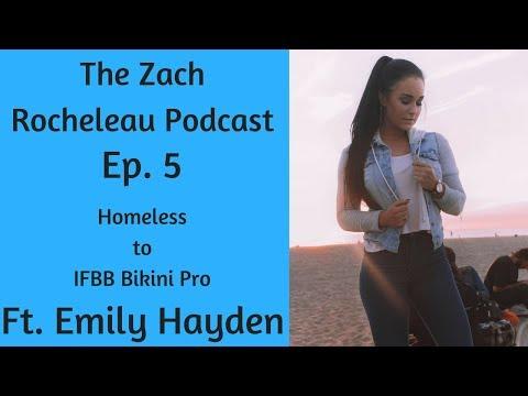 Homeless to IFBB Bikini Pro Ep. 5 | Ft. Emily Hayden