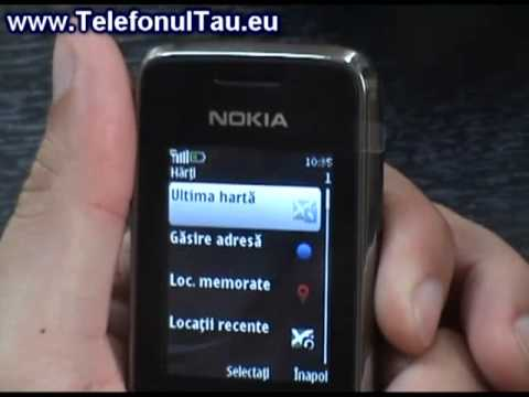 Nokia 2700 Classic Review ( in Romana )