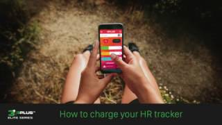 3plus hr how to charge your hr tracker