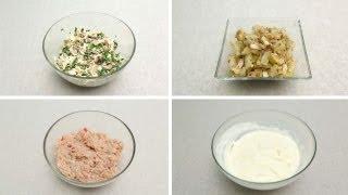 Сытные начинки для осетинских пирогов на обед и к чаю