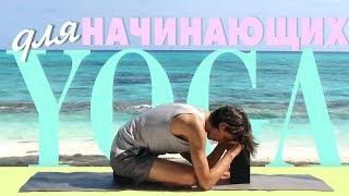 Йога для начинающих 😲 Урок Йоги ⏱ 25 Минут 👍