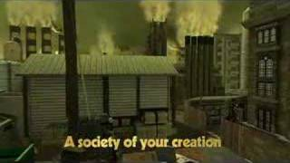 SimCity Societies - Launch Video