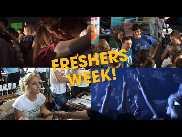 University and college survival guide: Freshers' week | The
