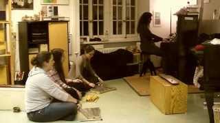Montage instrumental sur une Cueca boliviana - Education musicale Nicole Coppey