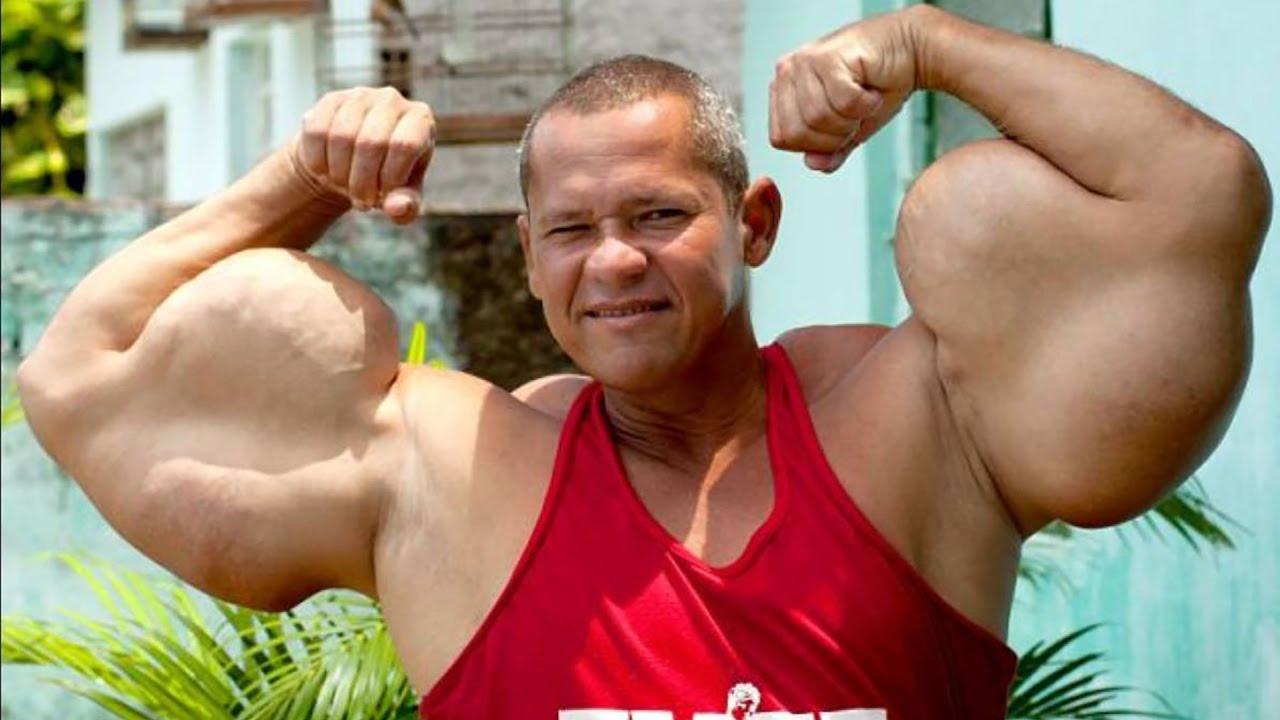 Самые большие женские мускулы фото фото 674-638