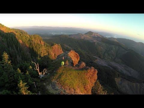 Oregon Backpacking Adventure
