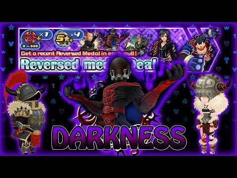 KH Union χ[Cross] The Darkness Update ~ Reverse Banner & Quest