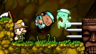 The School of Spelunky