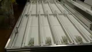 Изготовление светового короба, лайт бокса(Изготовление светового короба, лайт бокса из алюминиевого профиля., 2014-01-15T10:15:37.000Z)