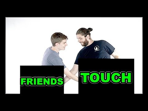 BEST MALE FRIENDS TOUCH (For The First Time) streaming vf