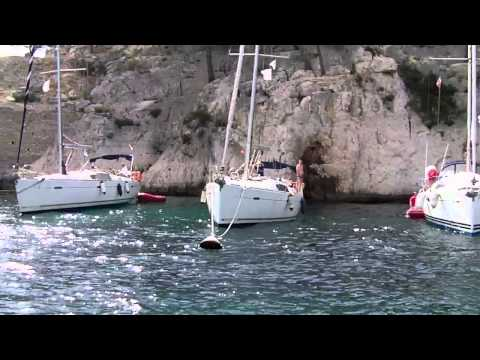 Boat trip from Cassis to Calanques, France - Travel with LVBO