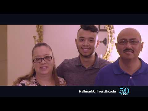 Hallmark University Commercial - Luis Falcon