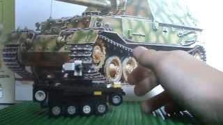 Lego World of Tanks #6 - Т-26 (підручник) / легкий танк Т-26 з лего інструкція
