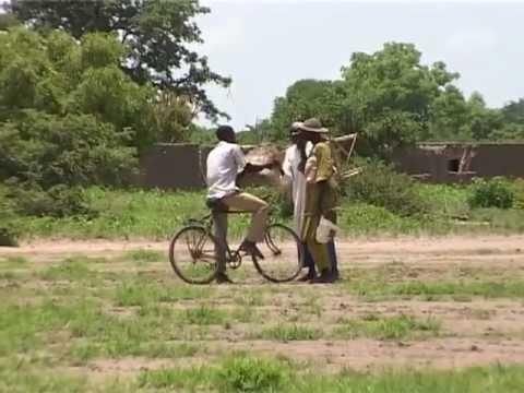 Burkina 2002 - Tingandé, la peau de la terre