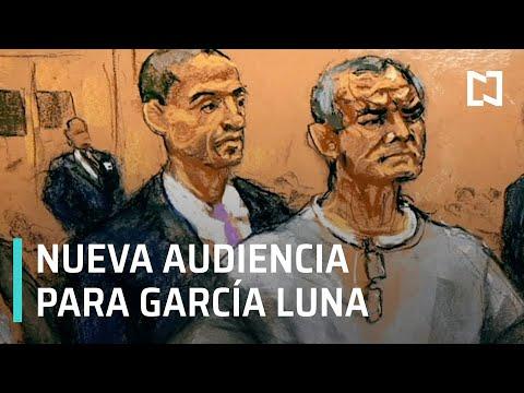 Fijan nueva audiencia en EEUU para Genaro García Luna - Expreso de la Mañana