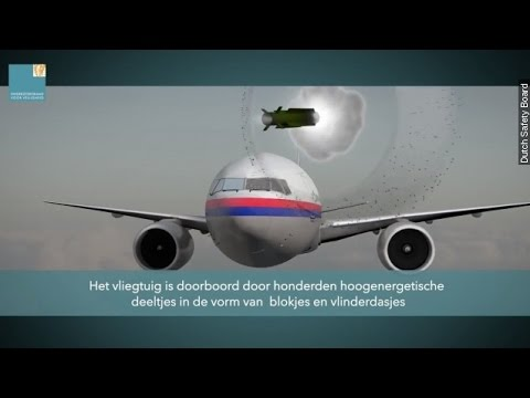 Dutch Investigators Say Russian-Made Missile Downed MH17 - Newsy