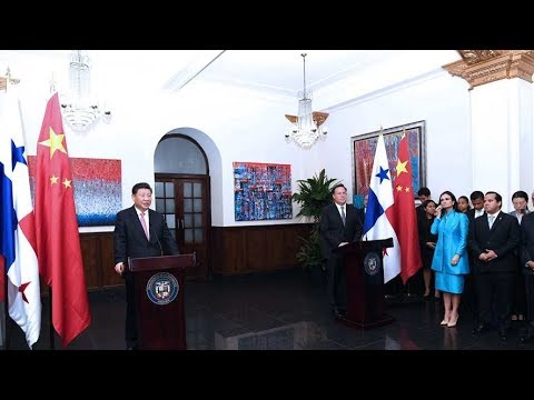 Xi Jinping vows for greater business cooperation with Panama