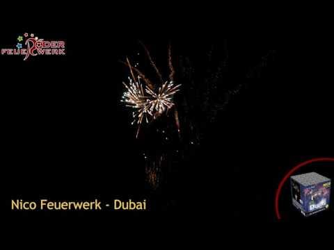 Dubai - Nico Feuerwerk