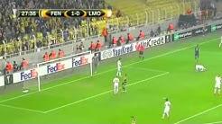 Fenerbahce vs Lokomotiv Moscow 2-0 - Highlights & Goals (Maç Özeti)