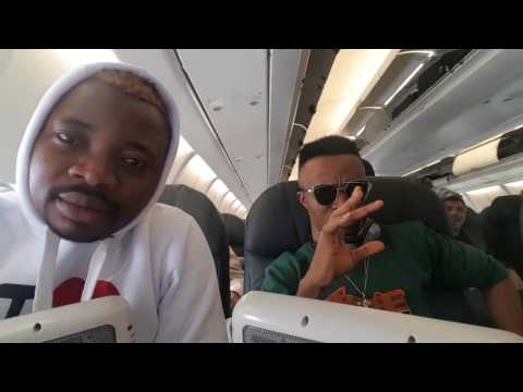 """HUMBLESMITH AND N-TYZE BOSS BOB KELLY LISTENING TO """"ATTRACTA""""."""