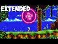 Angel Island Zone Extended Sonic Mania PLUS Mods Walkthrough mp3