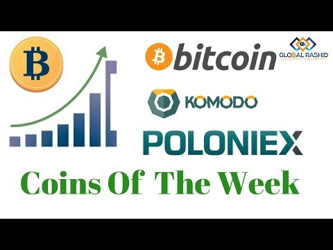 Coins of The Week #1  Make Money Online With Bitcoin in Hindi