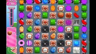 Candy Crush Saga Level 570 No Booster