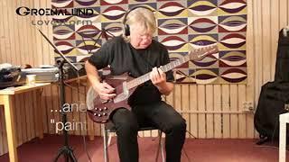 Abba I have a dream -- Janne Schaffer Studio Session