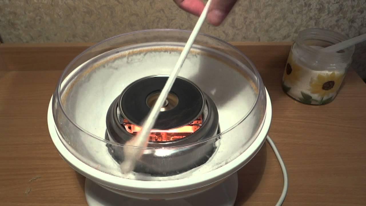 21 авг 2015. Ты узнаешь, как сделать сахарную вату в домашних условиях.