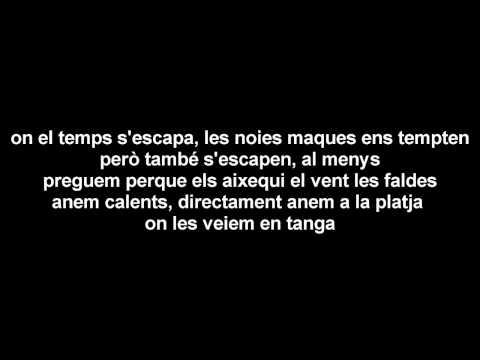RAP EN CATALÀ - Xavi Mata