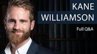Kane Williamson | Full Q&A at The Oxford Union
