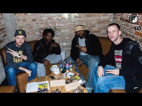 Das EFX - interview pt. 1 - on Real Hip Hop, slang, Dave Chappelle, duos in hip hop (Popkiller.pl)